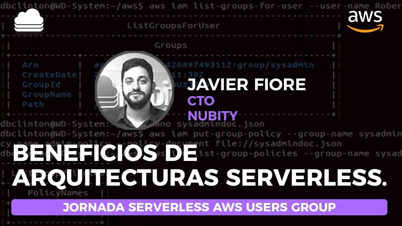 Webinar: Beneficios de arquitecturas serverless