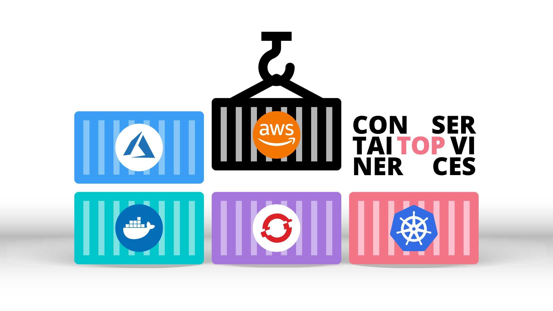 Las 6 mejores soluciones de administración de contenedores.