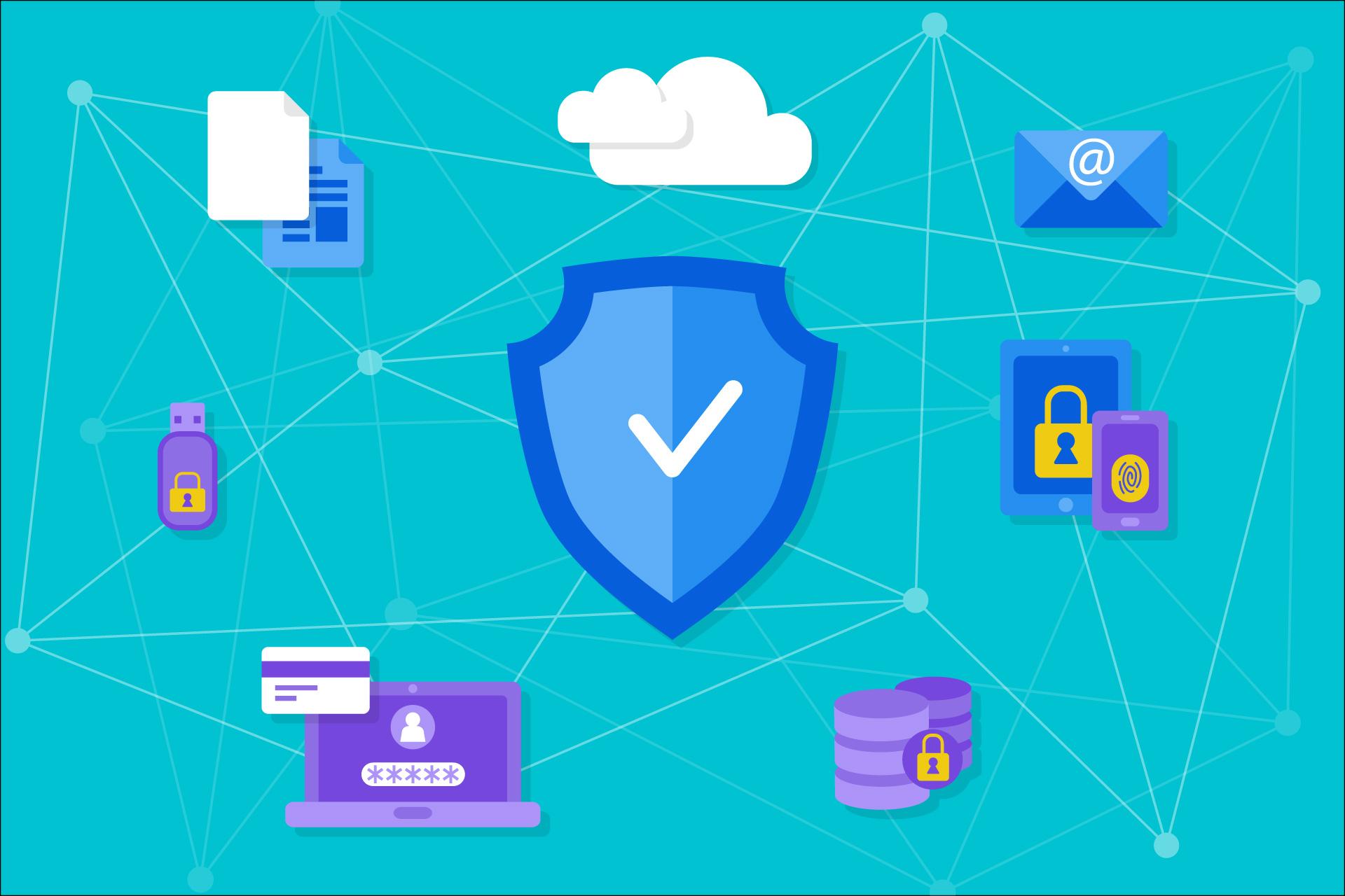 Cinco principios que debe seguir para mantener la seguridad dentro de su empresa.