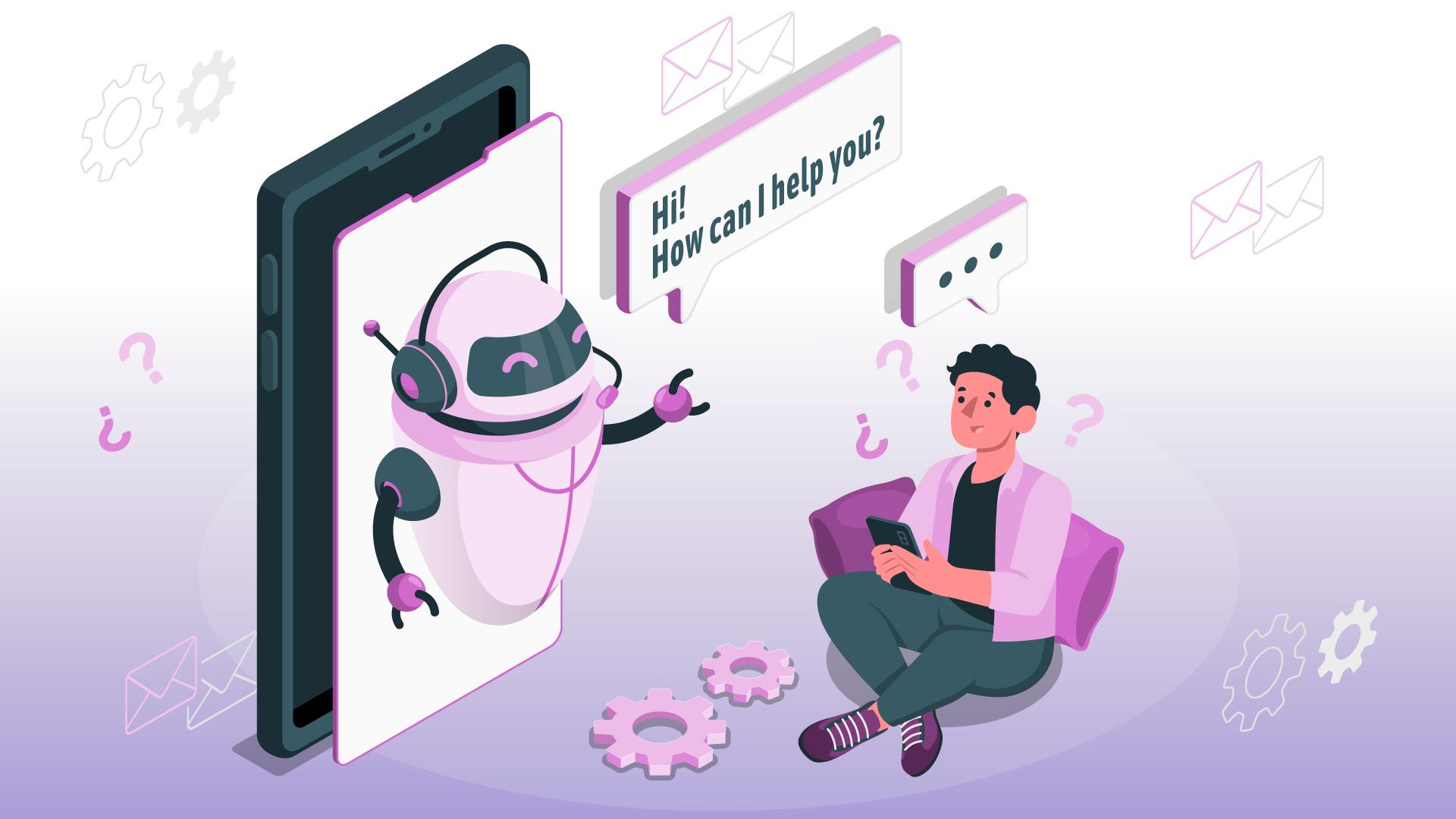 Cómo los bots pueden simplificar cientos de procesos en atención al cliente